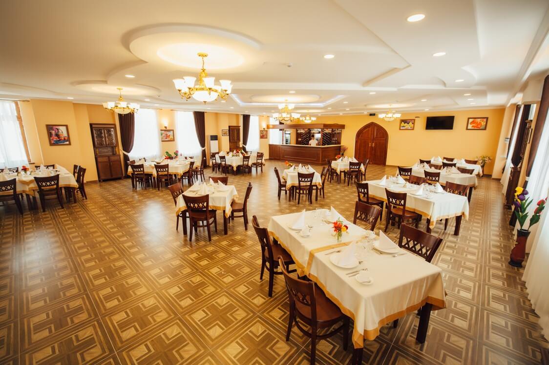 Гостиница Бек Хива ресторан 7