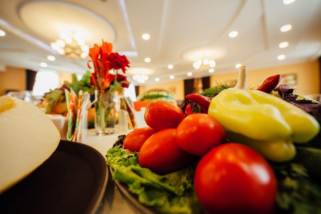 Гостиница Бек Хива ресторан 9