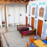 Гостиница Биби Хоним Бухара двор