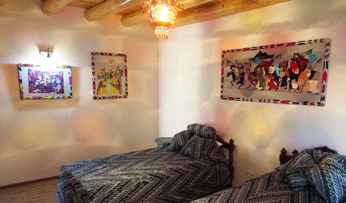 Гостиница Биби Хоним Бухара твин 3