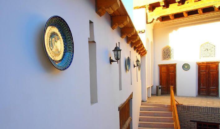 Гостиница Биби Хоним Бухара