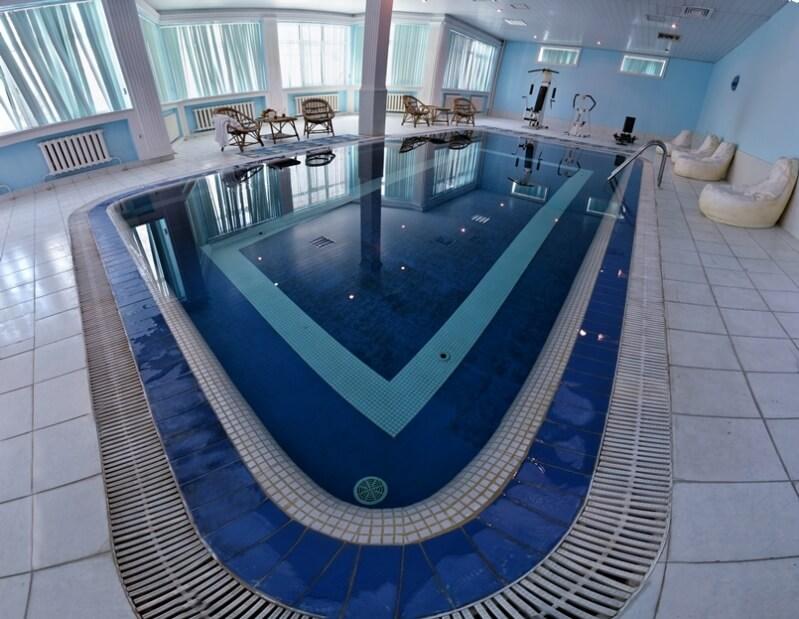 Гостиница Club 777 бассейн 1