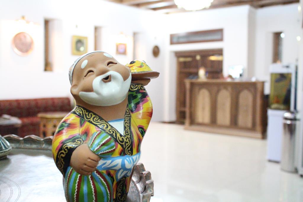 Гостиница Девон Беги Бухара 7