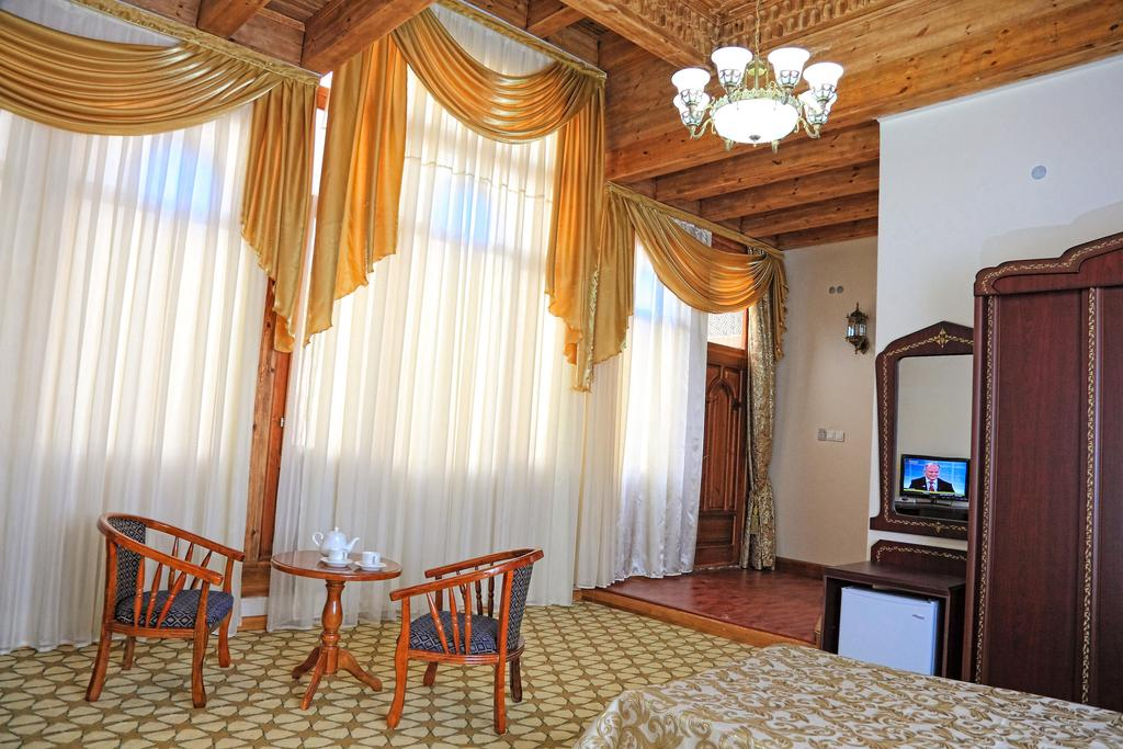 Гостиница Девон Беги Бухара твин 1