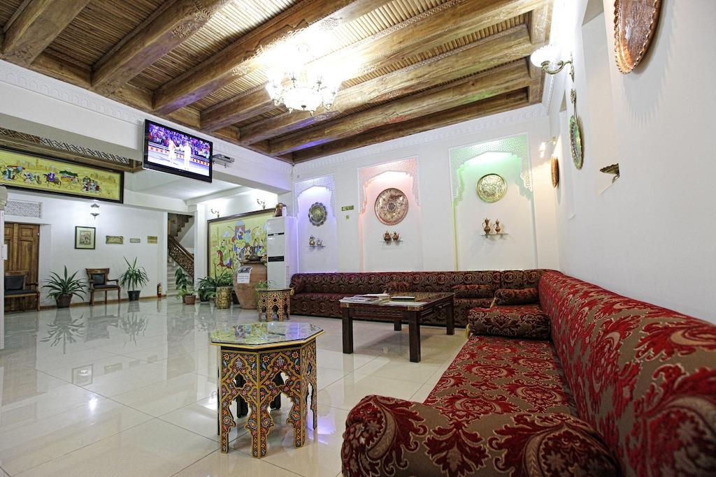 Гостиница Девон Беги Бухара холл