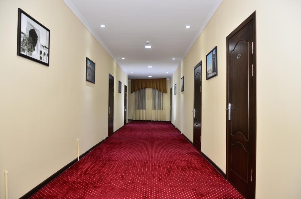 Гостиница Диёра Самарканд 1