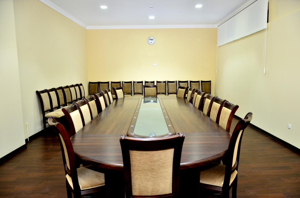 Гостиница Диёра Самарканд конференционный зал 1