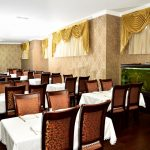 Гостиница Диёра Самарканд ресторан 2