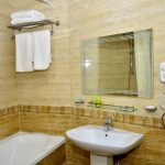 Гостиница Диёра Самарканд ванная
