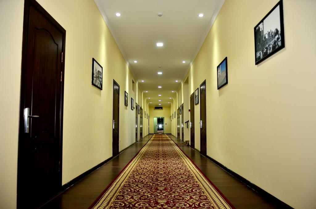 Гостиница Диёра Самарканд