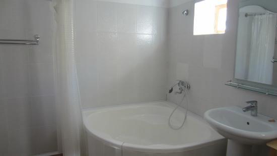 Гостиница Элен Оазис Бухара ванная