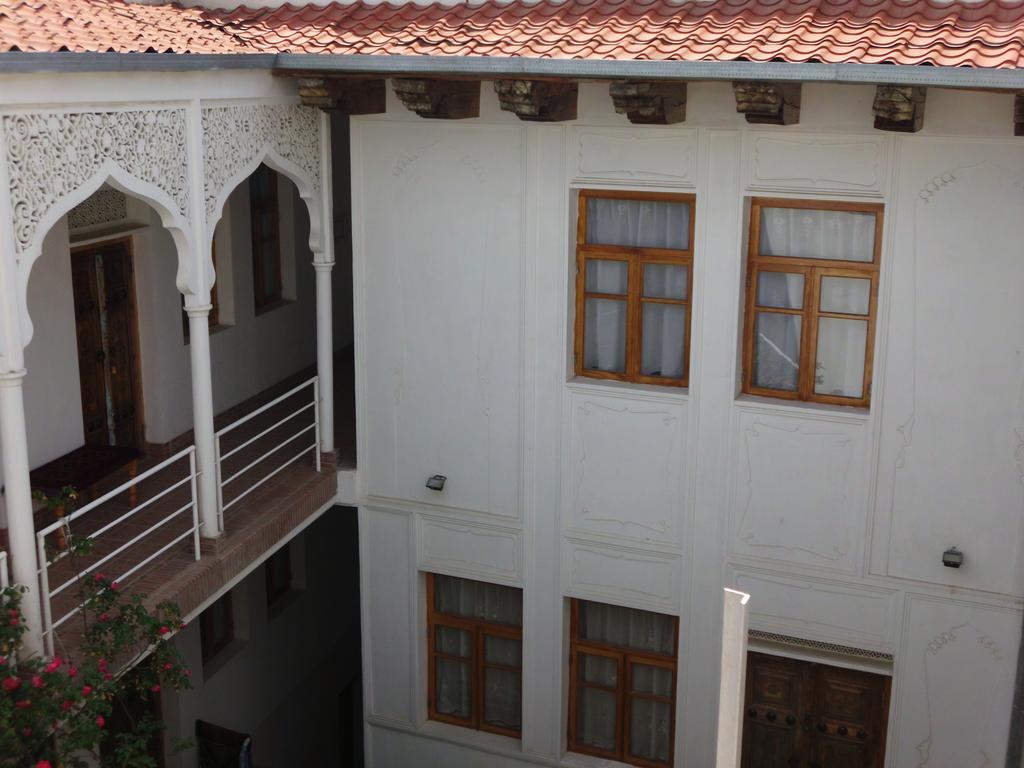 Гостиница Эмир Бухара 11