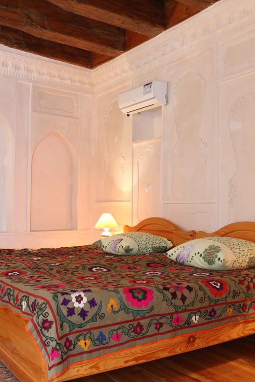 Гостиница Эмир Бухара дабл 1