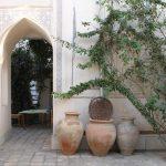Гостиница Эмир Бухара двор 1