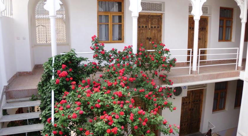 Гостиница Эмир Бухара двор 2