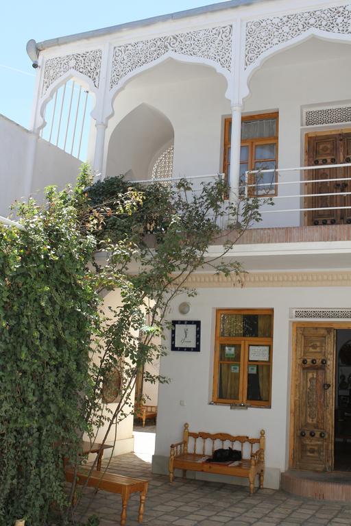 Гостиница Эмир Бухара двор 3