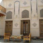Гостиница Эмир Бухара двор 4