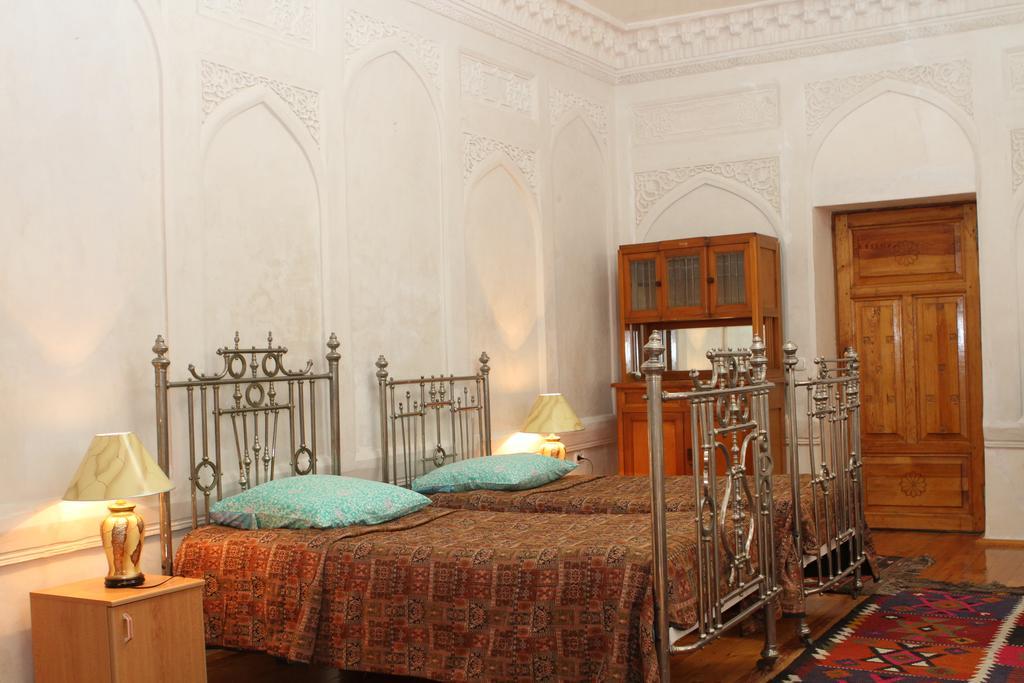 Гостиница Эмир Бухара твин 2