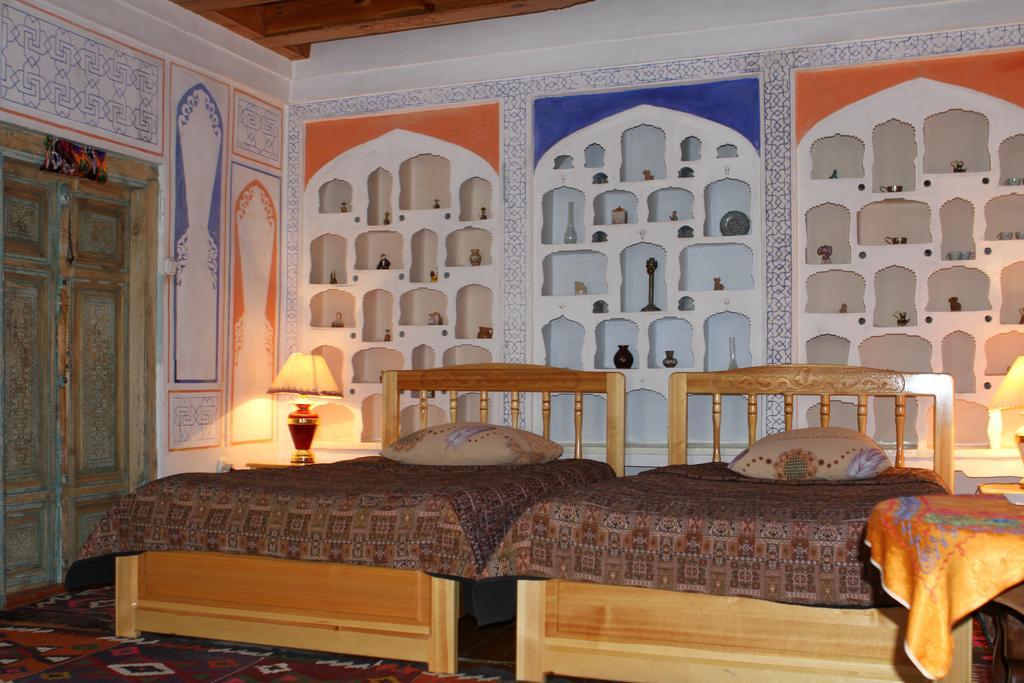 Гостиница Эмир Бухара твин 4