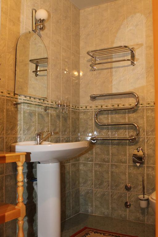 Гостиница Эмир Бухара ванная 2