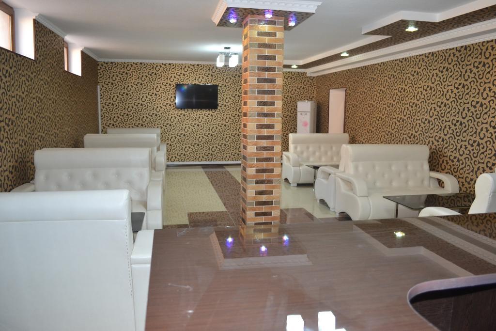 Гостиница Евроазия Хива бар 2