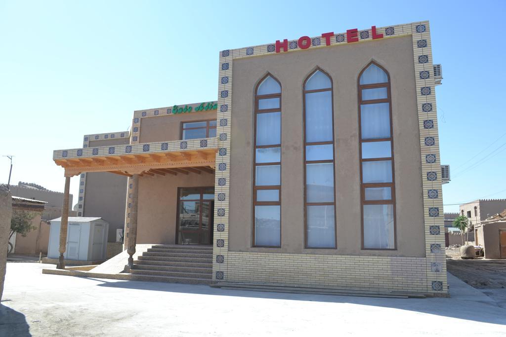 Гостиница Евроазия Хива фасад