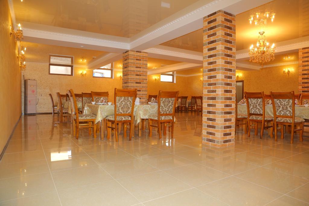 Гостиница Евроазия Хива ресторан 2