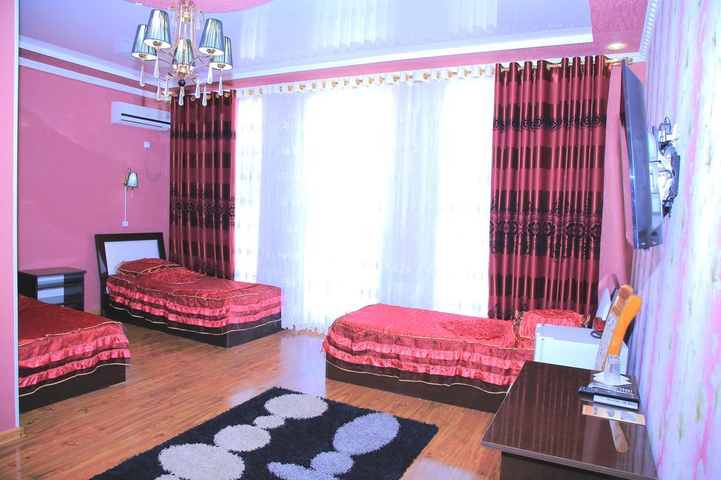 Гостиница Евроазия Хива трипл 1