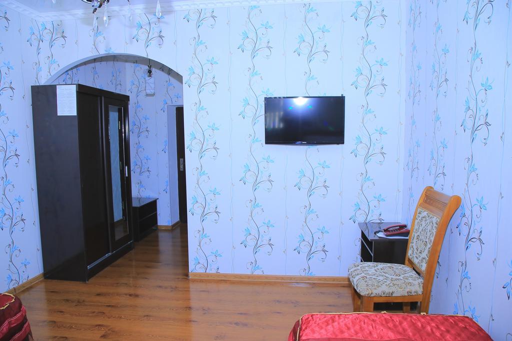 Гостиница Евроазия Хива твин 3