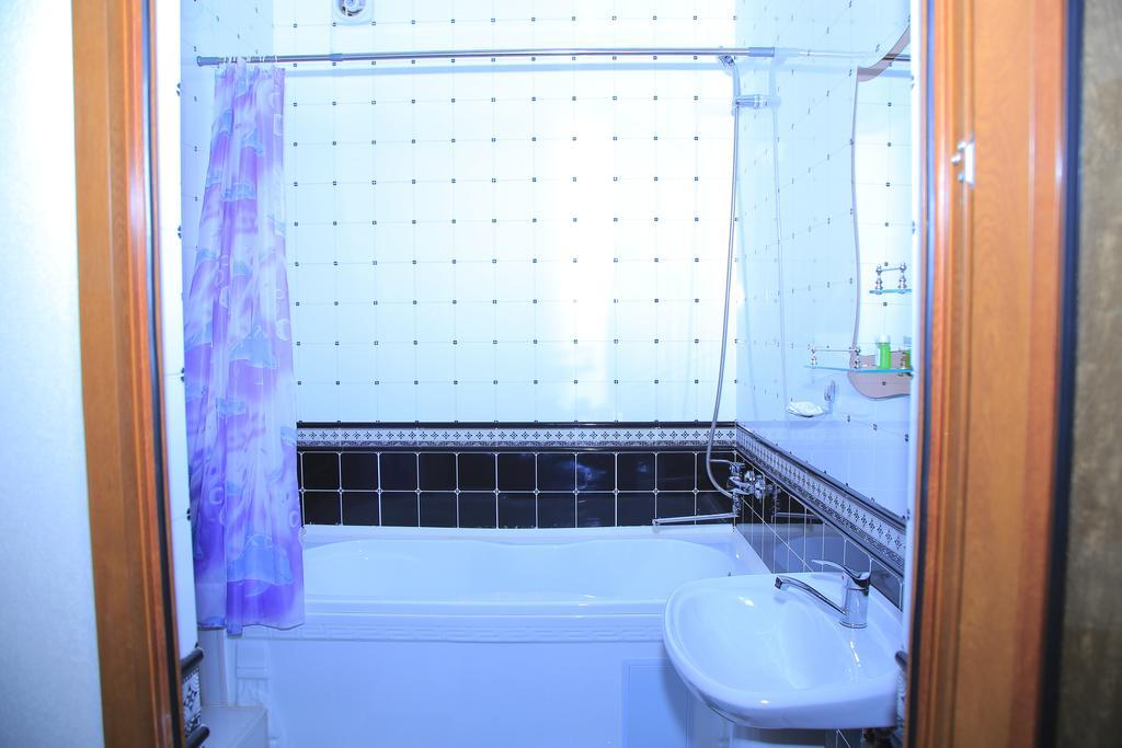Гостиница Евроазия Хива ванная 2