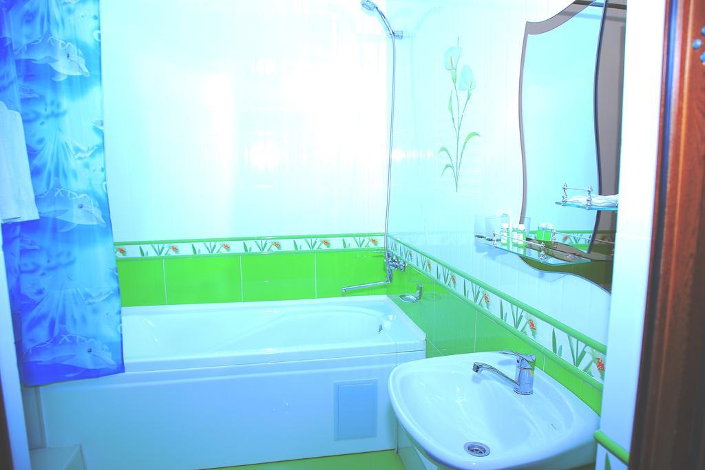 Гостиница Евроазия Хива ванная 3