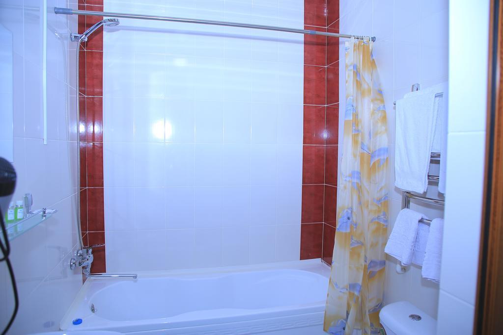 Гостиница Евроазия Хива ванная 6