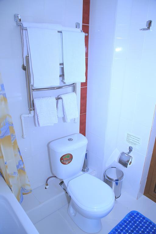 Гостиница Евроазия Хива ванная 8