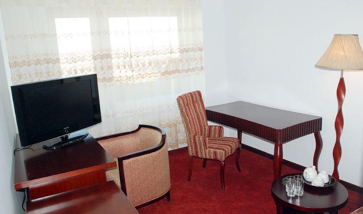 Гостиница Гранд Бухара дабл 1
