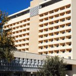 Гостиница Гранд Бухара фасад