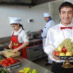Гостиница Гранд Бухара кухня