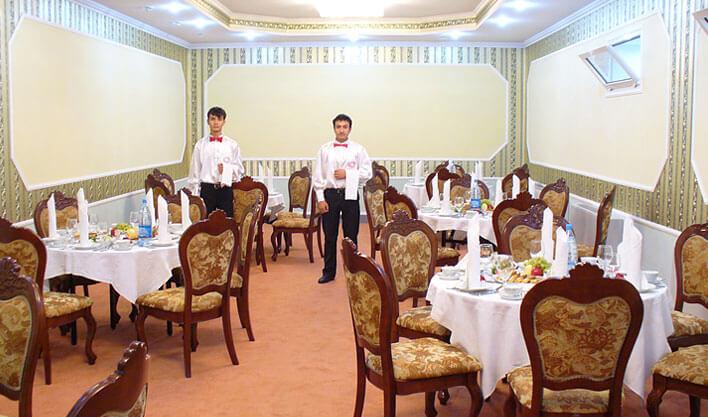 Гостиница Гранд Бухара ресторан 2