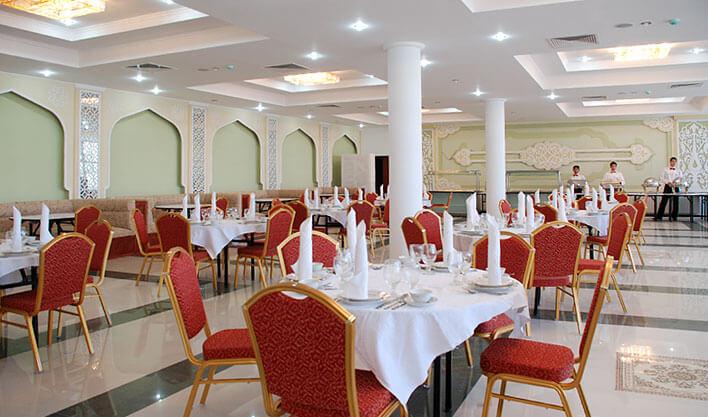 Гостиница Гранд Бухара ресторан 3