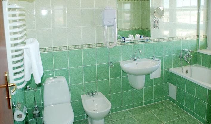 Гостиница Гранд Бухара ванная 1