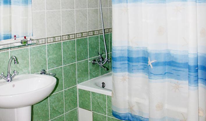 Гостиница Гранд Бухара ванная 2