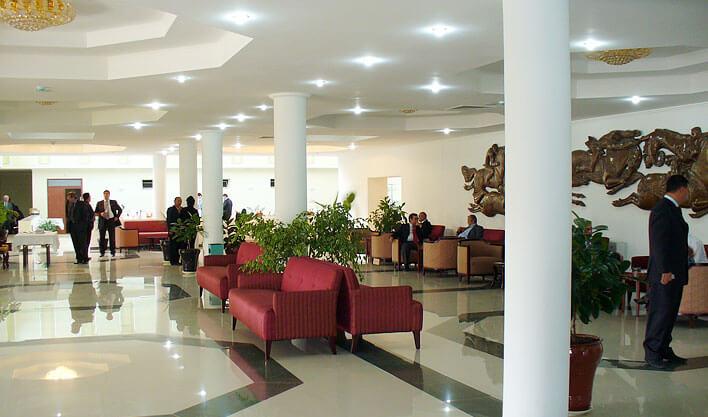 Гостиница Гранд Бухара холл 2