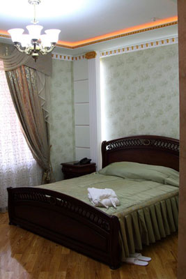 Гостиница Гранд Нур Ташкент дабл 1