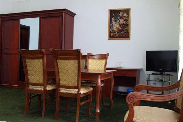 Гостиница Гранд Нур Ташкент дабл 3
