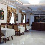 Гостиница Гранд Нур Ташкент ресторан 1