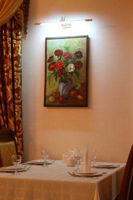 Гостиница Гранд Нур Ташкент ресторан 2
