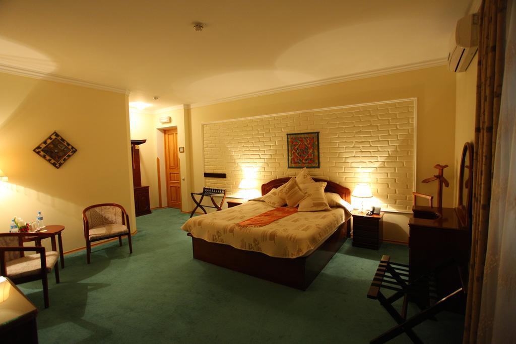 Гостиница Гранд Самарканд дабл 3