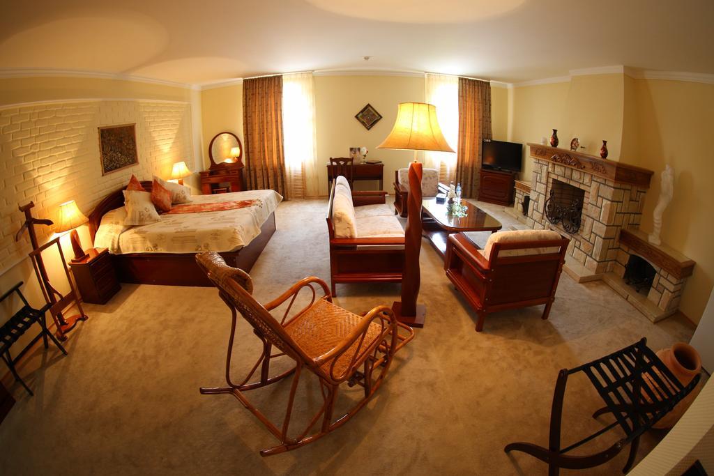 Гостиница Гранд Самарканд дабл 4