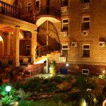 Гостиница Гранд Самарканд двор 1