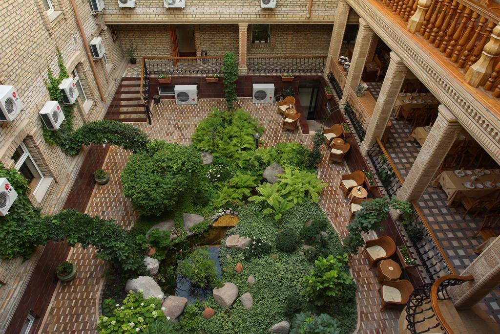 Гостиница Гранд Самарканд двор 3