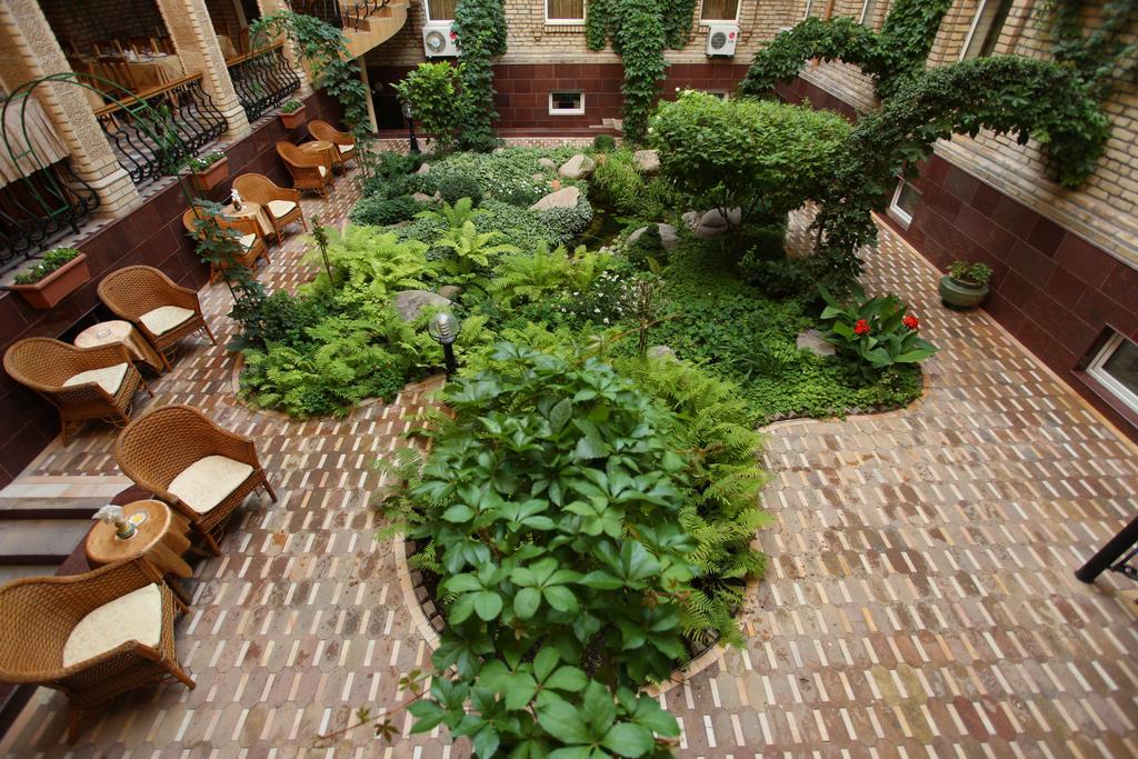 Гостиница Гранд Самарканд двор 4